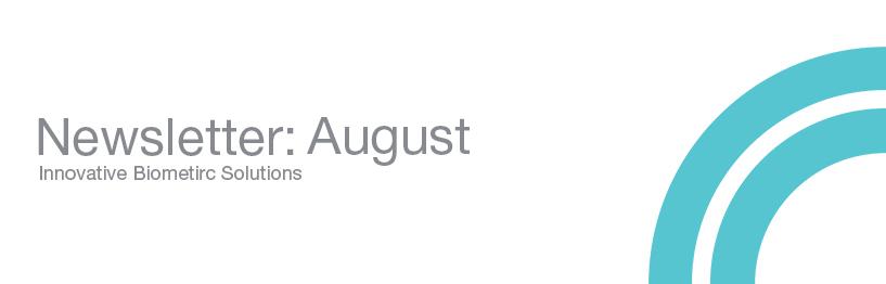 Newsletter - August