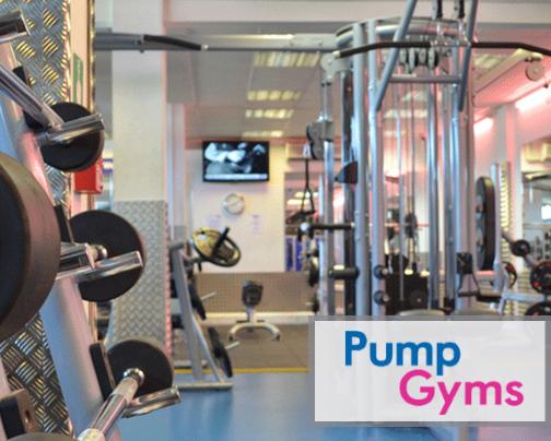 Pump Gym Case Study - Thumbnail