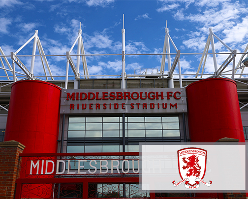 Middlesbrough FC Case Study - Thumbnail