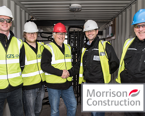 Morrisons Construction Ltd Case Study - Thumbnail