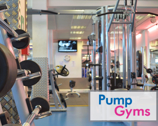 Pump Gym Case Study - Thumbnail