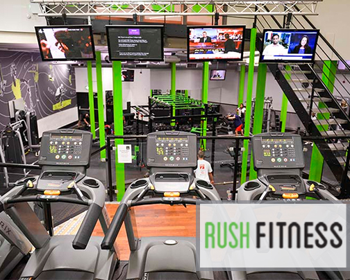Rush Fitness Case Study - Thumbnail