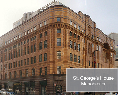 St George's House Case Study - Thumbnail