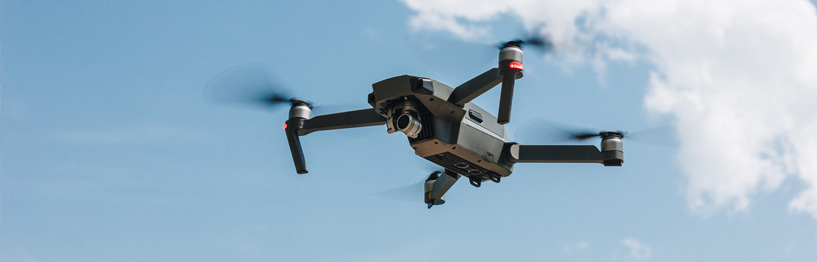 drone attacks security threat
